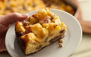 Cheesy Sausage Breakfast Casserole Recipe Chowhound