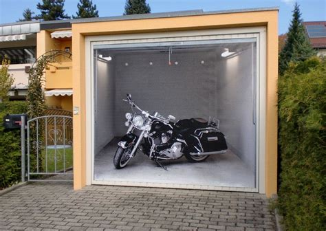 Style Your Garage by Style Your Garage Wandfolien