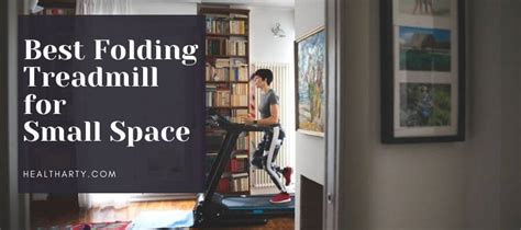 10 Best Folding Treadmill for Small Space [Review 2020]