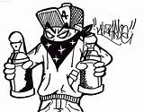 Graffiti Coloring Pages Spray Clipartmag sketch template