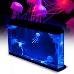 jellyfish mood tank features a calming realistic