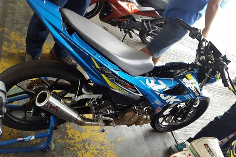 harga suzuki satria fi50 injeksi motor terbaru tahun 2016 busi racing