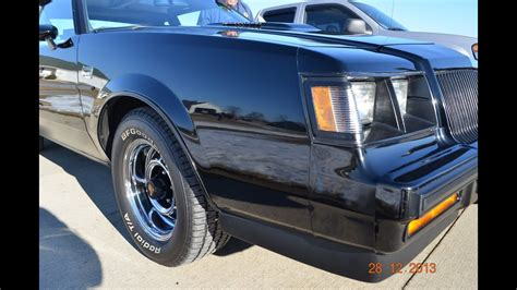 buick grand national  sale  owner ann arbor