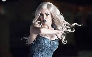 The Flash: Killer Frost photo gives Danielle Panabaker an ...