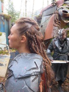 cosplay project commander lexa images