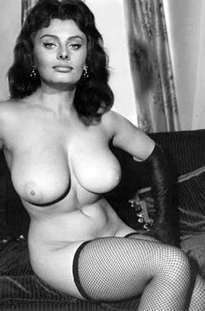 Sophia Loren Nudeold But Gold Scandal Planet
