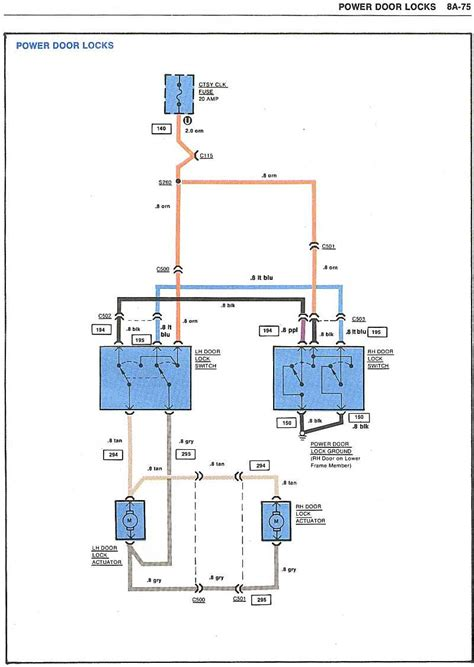 Power Lock Wiring Diagram Chevy by How To Test Power Door Lock Switch 1979 Corvetteforum