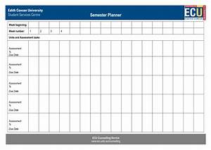 college semester planner free business template With semester plan template