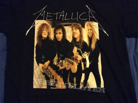 "Metallica ""garage Days Re  Revisited "" T Shirt"