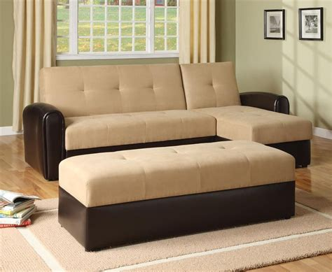 Cer Sleeper Sofa by 3 Convertible Sectional Sofa Bed With Storage Www