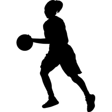 basketball player clipart black and white basketball black and white basketball player black and