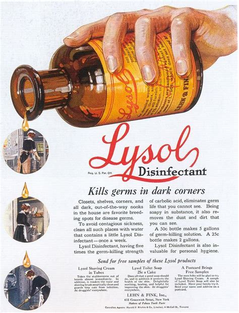 lysol ad campaigns and commercials | ramonaliem