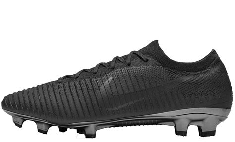 adidas flyknite for nike mercurial vapor flyknit ultra black the sole