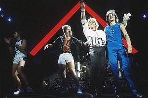 Top Supergroups of the '80s