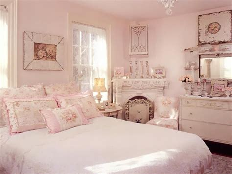 pink shabby chic bedroom add shabby chic touches to your bedroom design shabby 16754 | b5d42df72a60f575f51b0cab9de49bd7
