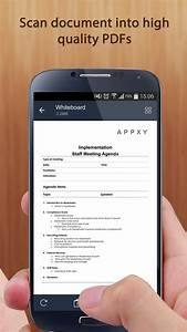 tiny scanner pro pdf scanner to scan document receipt With scan documents app android