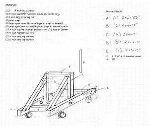 Wood Catapult Design Ideas