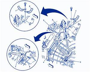 Chevrolet Suburban 6000 2004 Engine Electrical Circuit