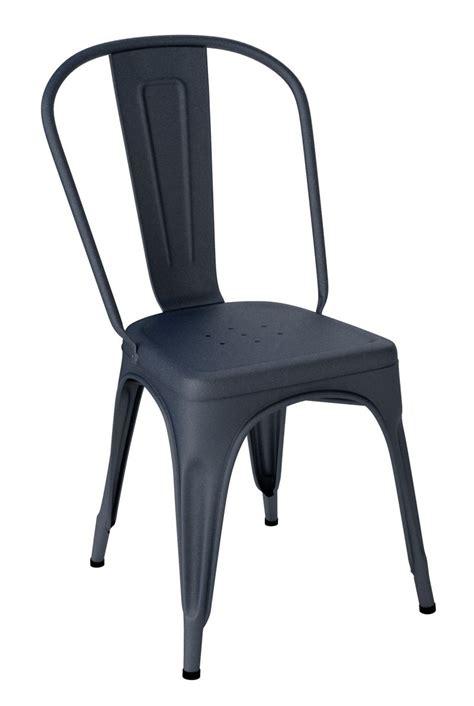 chaise style tolix les 50 coloris de la chaise tolix a