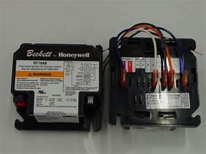 48185b Honeywell R7184b  U2013 Replaced By Beckett 7505b1500u