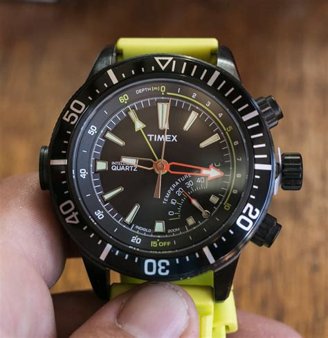 timex dive timex t2n958 depth review dive watches