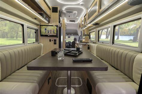 2017 Ford Transit And Winnebago Find A Growing Van-based