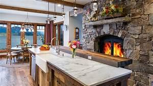Lake House in Sandpoint, Idaho – Mountain Architects