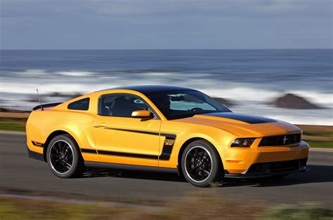 Ford Releases A Bevy Of New Boss 302 Mustang Pictures