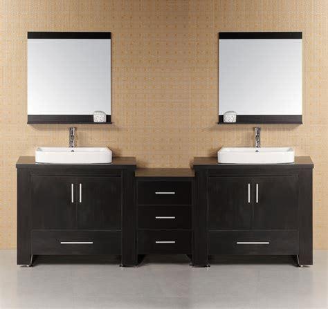 designer bathroom vanity cabinets double sink vanity designs in gorgeous modern bathrooms