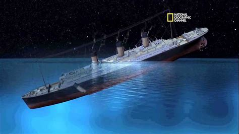 what year did the titanic sink new documentary claims an iceberg did not sink the titanic