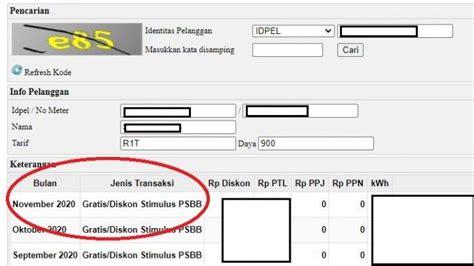 login wwwplncoid  klaim token listrik gratis pln
