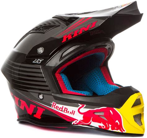 red motocross helmet kini red bull competition motocross helmet buy cheap fc moto