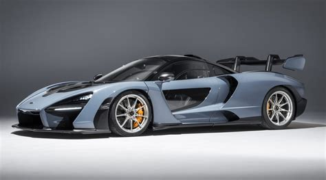 2018 Mclaren Senna Specs, Price, Photos & Review