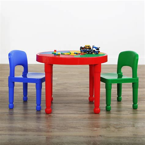 activity table and chairs tot tutors primary 2 in 1 plastic compatible kids