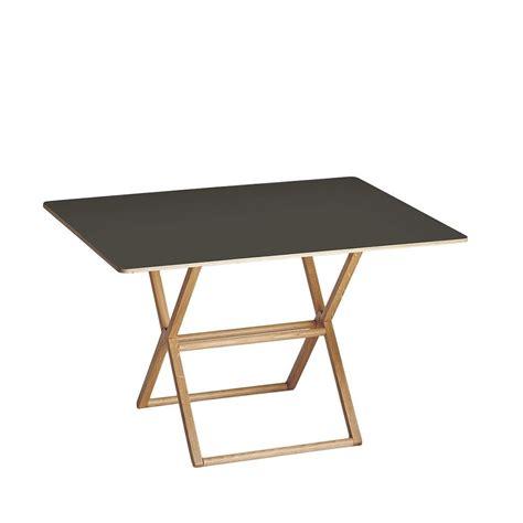 Klappbarer Tisch treee dinner designer tisch klappbar tischplatte 120x90