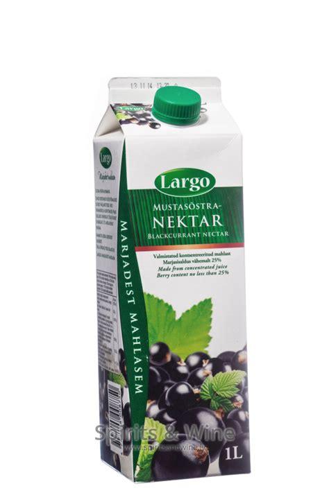 Nektārs Largo Upeņu - Juice - Spirits&Wine