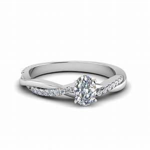 emerald cut infinity twist diamond engagement ring with With infinity twist wedding ring