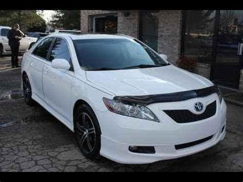 toyota camry se leather  sale georgetown auto