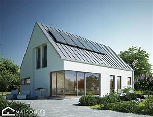 une maison passive a energie positive With maison a energie positive