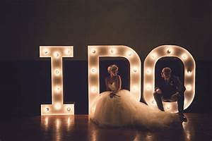 fun country house wedding in essex bridal musings With wedding letter lights