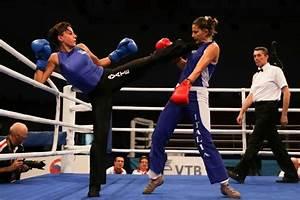 Savoyard Laura Savate World champion - Extreme Karate News