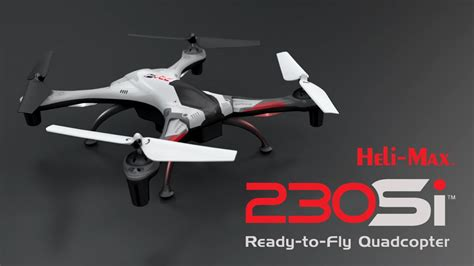 heli max  ready  fly quadcopter youtube