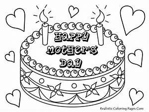 Mothers Day Printable Coloring Pages | Happy Mothers Day ...