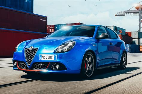 New Alfa Romeo Giulietta Sport Released  Auto Express