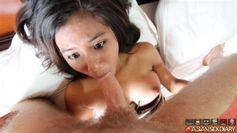 This Horny Asian Whore Takes Hardcore Doggystyle On Asian