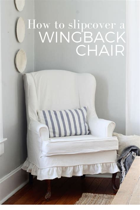 ideas  wingback chair covers  pinterest