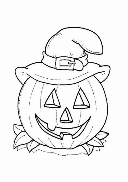 Halloween Coloring Pages Printable Colouring Sheets Easy