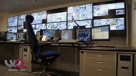 Qatar Security Cctv Operator Job-welcome Qatar