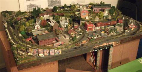 Geoff's Layout  Model Railroad Layouts Plansmodel
