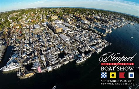 Newport Boat Show Ri by Newport International Boat Show Announces Newport For New